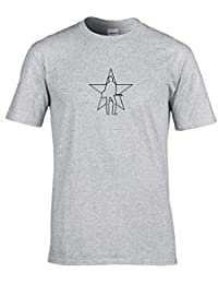 PUNK ICON SILHOUETTE - mens t shirt