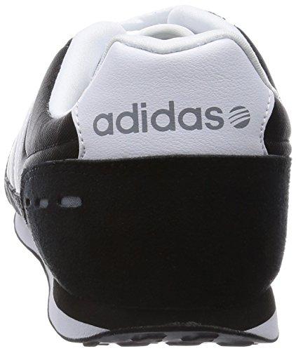 Adidas F97873, Herren Laufschuhe Schwarz / Weiß