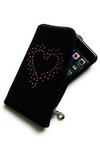 Zipper riso chiusura del Soft Case adatto per HTC U11Custodia Case Cover Heart Barato El Más Barato Barato Recoger Una Mejor Venta Exclusiva En Línea Estilo De La Moda De Salida a7hdTH