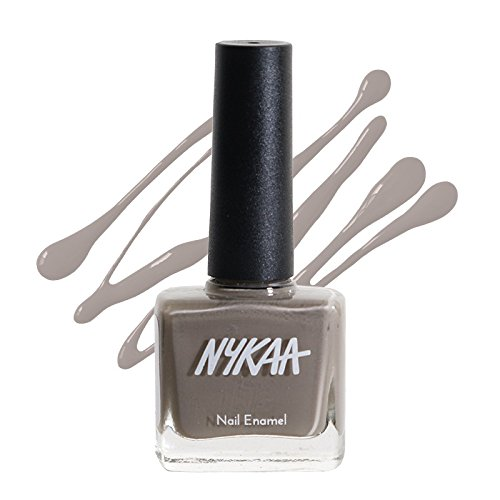 Nykaa Nude Nail Enamel Collection Earl Grey Tea Cake Shade No. 57 (NY27)