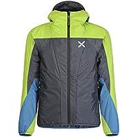 MONTURA Trident 2 Jacket Piombo Verde Acido - Giacca Outdoor - M eca15f42ec2