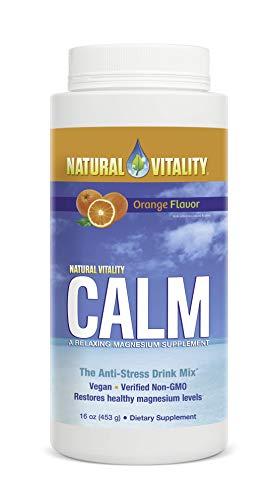 Natural Vitality Natural Calm, orange, 16Unze -