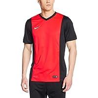 Nike–Maglia a manica corta da uomo Park Derby, Uomo, Jersey Park Derby, rosso/nero/bianco, XXL