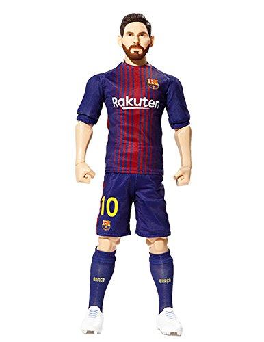 Figura de acción de FCB de Messi