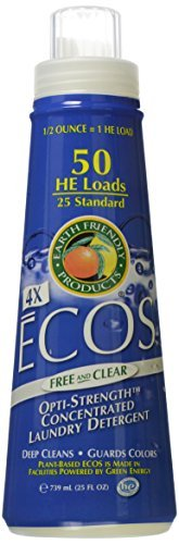 earth-friendly-products-4x-concentrate-free-and-clear-25-fluid-ounce-by-earth-friendly-products