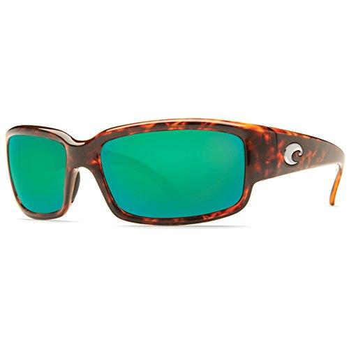Costa Del MarCL 32 OGP - Cabillito 580 Plastikbrillengläser Herren, (Tortoise Frame Green Mirror), Einheitsgröße