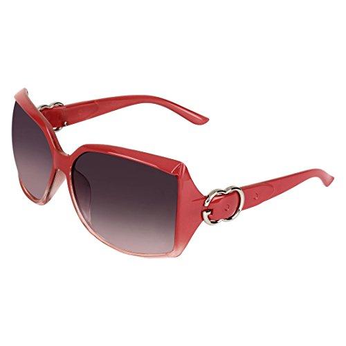 Abner PInk Over-Sized Sunglasses for Women 413