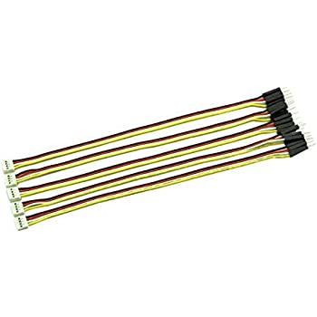 4 Pin Female Jumper To Grove 4 Pin Conversion Cable 110990028 Grove 5 Pcs Per Pack