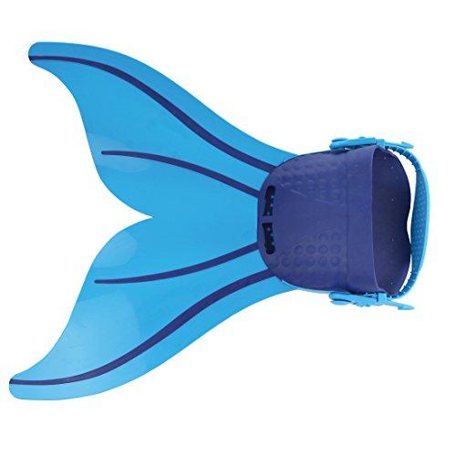Tiaobug Kinder Taucherflossen Schwimmen Flossen Meerjungfrau Schwanz Flossen für Mädchchen Jungen Geschenk Monofins