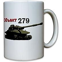 Oggetto 279& # x41e; & # X431; & # x44a; & # X435; & # x43a; & # X442; sowjetischer prototipo armato pesante troj anow Rote Armee Russia Unione Sovietica URSS–Tazza di Caffè Tazza # 10573