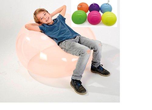 joka international GmbH Jumbo Bubble Ball, Riesen Seifenblase 2er Set 16814