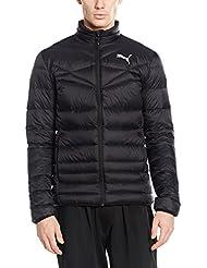 Puma chaqueta Active 600Packlite Down Jacket, Black, M, 83864601