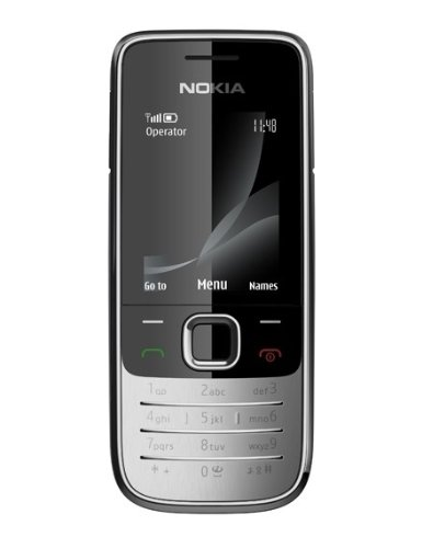 Nokia Nokia 2730 Classic, Handy, black Continental-taste