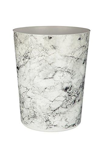 Premier Rome Bad-Mülleimer, Kunststoff, grau