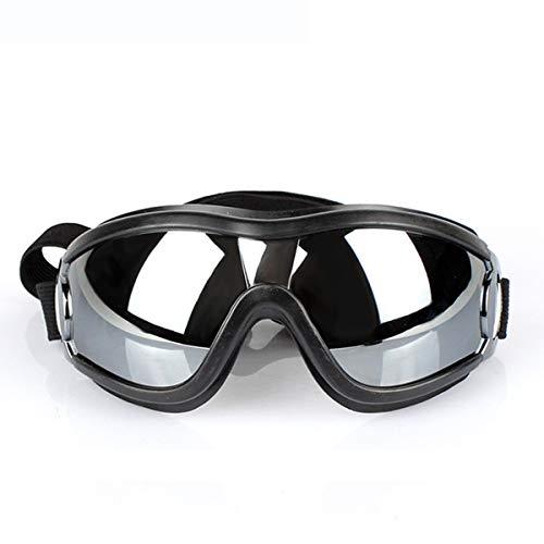 PETCUTE Gafas de Sol de Perro Gafas de protección UV Ligeras y Resistentes al Agua para Perros medianos o Gatos