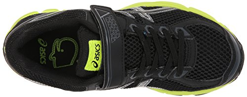 Asics Gel-1000 4 PS Synthetik Laufschuh Black/Onyx/Flash Yellow