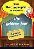 ZUNTO die goldene gans märchen Haken Selbstklebend Bad und Küche Handtuchhalter Kleiderhaken Ohne Bohren 4 Stück