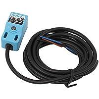 DealMux SN04-P2 PNP 3wire Detección NC Distancia 5MM Interruptor de la CC 10-