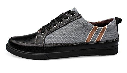Minitoo , Chaussures à lacets homme Gris - gris