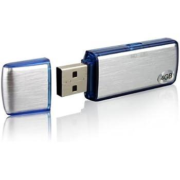 (3-028) ***ENREGISTREUR CLE USB MICRO ESPION 4GB DICTAPHONE***