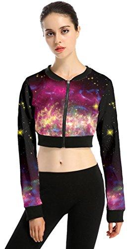 Belsen - Sweat-shirt - Femme Medium Universe