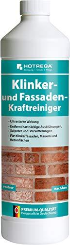 Hotrega Klinker- und Fassaden-Kraftreiniger, 1Ltr