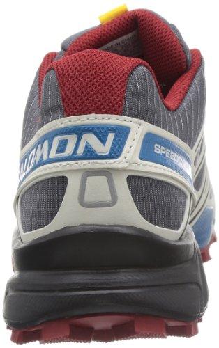 Salomon  Speedcross 3 CS, Chaussures de trail hommes Gris - gris