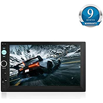 Best Double Din Head Unit For Sound Quality 2020 Woodman WM 2020 Double Din Car Stereo: Amazon.in: Electronics