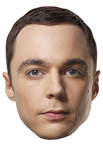 CELEBRITY MASKE KIT-QUOTE ARTISAN JIM PARSONS-DO IT YOURSELF (DIY)#2
