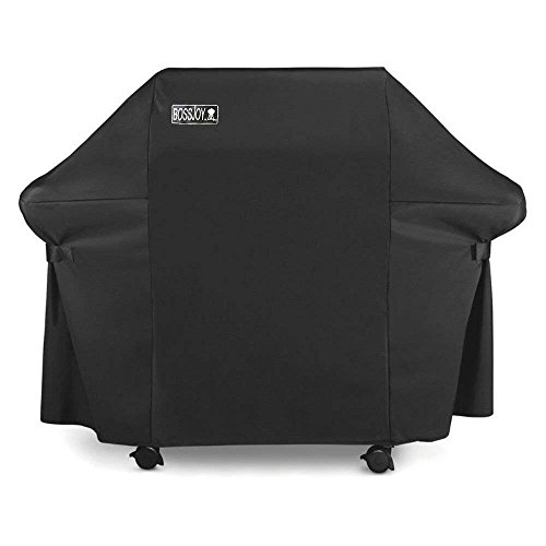 Housse Barbecue Housse Bâche de Protection BBQ Couverture de Gril...