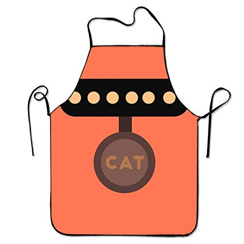 2019 Apron Aprons Flat Icon for Server Stitched Edges
