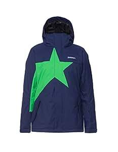 Zimtstern Damen Snow Jacket Snowy 15 Women, Marine, XS, 5620203053802