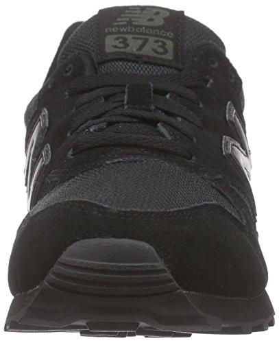 New Balance M373, Baskets Basses Homme Noir (Black 001)