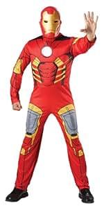 Rubie's Official Premium Iron Man Set - X-Large