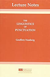 The Linguistics of Punctuation