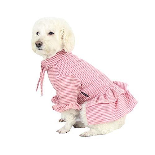 Jcloris Kleine Hundebekleidung, Rock Im Keji Princess-Stil, Mittlere Und Kleine - Disney Princess Hunde Kostüm