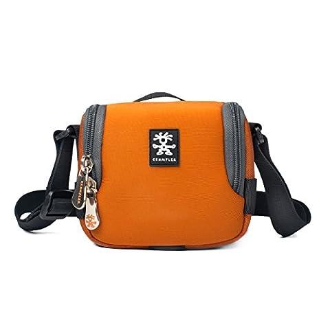 Crumpler Base Layer Cube XS Kameratasche orange