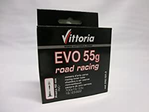 2 PC VITTORIA TUBE EVO 55G ROAD RACING 700X19/23C