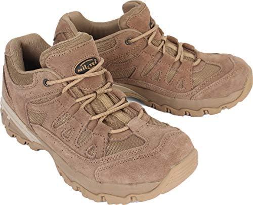 Mil-Tec Squad Squad Squad scarpe 2 5 inch Coyote B00MM49AGW Parent | Gioca al meglio | Cliente Al Primo  66e69f