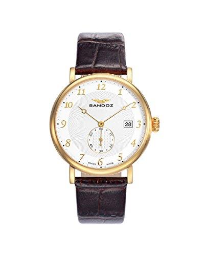 Swiss Watch Sandoz Man 81431–95Antique