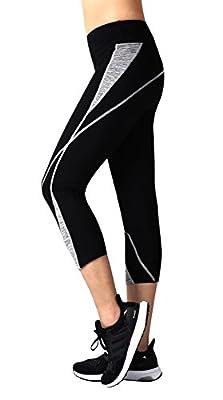 Munvot® 〖Heißer Winter〗 Tailored Damen Tummy Control Yoga Pants Sport Leggings Hohe Taille Fitnesshose Blickdichte Leggings Training Tights Sporthose Strumpfhosen Strech Sweathose Shapewear