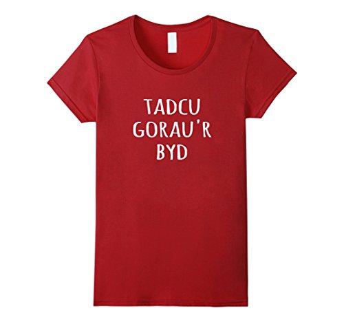 womens-tadcu-goraur-byd-tshirt-welsh-worlds-best-grandad-tad-cu-small-cranberry