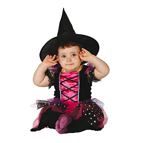 Guirca 83037 - Rosa Strega bambino Talla 12-24 mesi