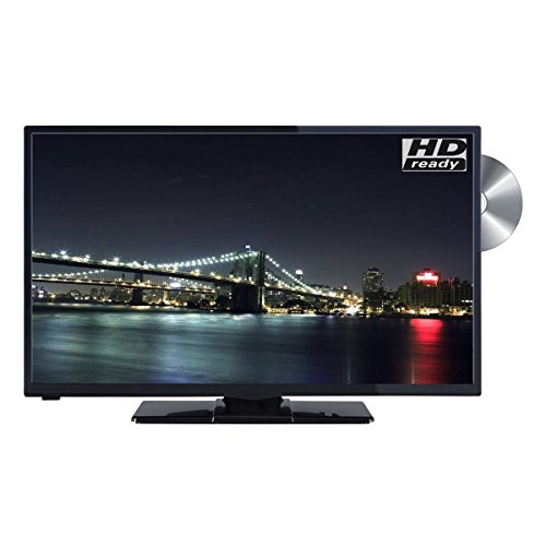 Digihome 24272HDDVDLED 24 -inch LCD 720 pixels 50 Hz TV