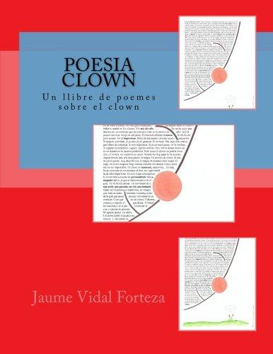 Poesia clown por Jaume Vidal Forteza