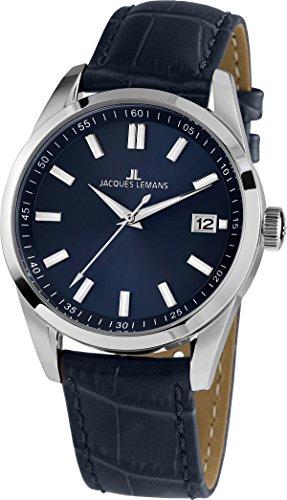 Jacques Lemans Herren-Armbanduhr 1-1868G
