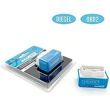 HIGEEK OBD2 Chip Tuning Risparmio Gasolio Diesel Basse Emissioni Modifica Auto