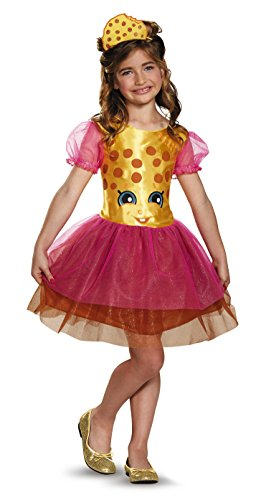 ie Classic Shopkins The Licensing Shop Costume, Small/4-6X by Disguise ()