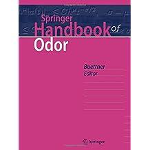 Springer Handbook of Odor