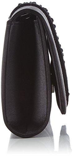 Menbur Edmond 83701 Pochette Damen 25x12x6 Cm (bxhxt) Schwarz (schwarz 01)